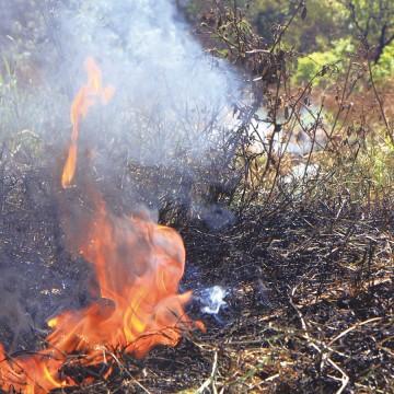 Defesa Civil alerta para crescente número de incêndios urbanos