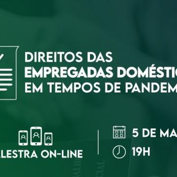 Prefeitura de Caruaru discute direitos da empregada doméstica