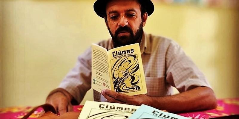 Formação será de 12 a 14 de maio e terá como facilitador o poeta e declamador Diosman da Silva Avelino