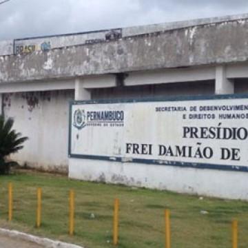 Seres entrega prédio com seis novas salas no Presídio Frei Damião, no Complexo do Curado