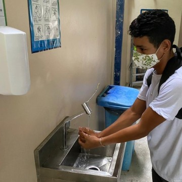 Escolas apresentam sérios problemas de água, esgoto e ventilação, aponta Sintepe