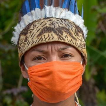 Desde o início da pandemia, 239 índios testaram positivo para Covid-19