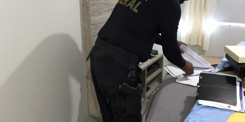 Quase R$ 40 milhões de reais foram faturados. Estão sendo cumpridos 10 mandados de busca e apreensão expedidos pela 13ª Vara Federal do Recife