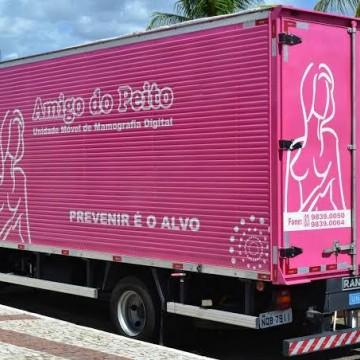 Serão ofertadas 240 mamografias gratuitas em Belo Jardim