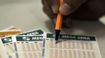 Mega-Sena acumula mais uma vez e vai para R$ 34 milhões