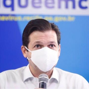 Prefeitura do Recife faz balanço positivo do enfrentamento à Covid-19
