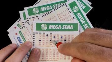 Ganhador da Mega leva mais de 6 milhões