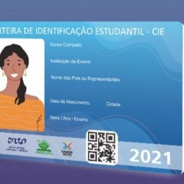 Pedido da carteira de estudante 2021 já pode ser feito