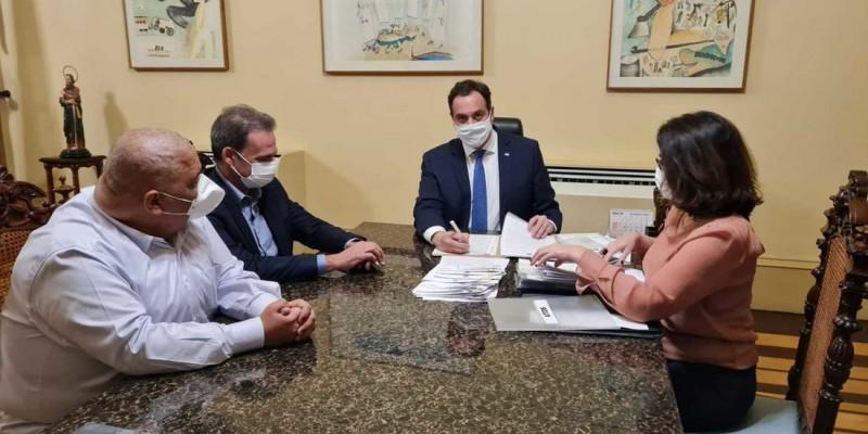 A lei foi publicada na edição desta quarta-feira (29) do Diário Oficial do Poder Executivo de Pernambuco