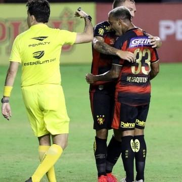 Sport vence Vitória-PE e larga na frente na luta contra o rebaixamento