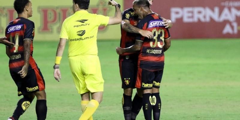 Com vitória por 1x0, Leão soma três pontos e assume liderança do grupo que briga contra a queda no campeonato