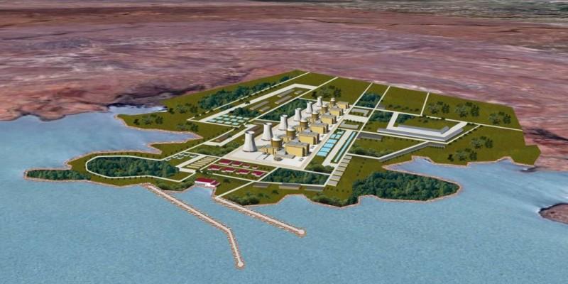 O município de Itacuruba foi o escolhido para receber a instalação de uma usina nuclear