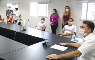 Artesãos de Jaboatão dos Guararapes recebem 12,7 toneladas de alimentos