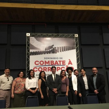 Pernambuco sedia seminário de combate à corrupção