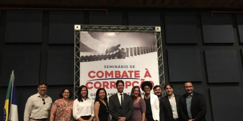 O evento aconteceu no Cais do Sertão, no Bairro do Recife, com o objetivo de compartilhar as boas práticas