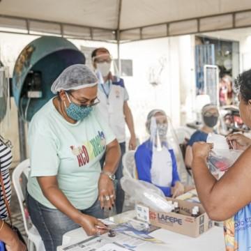 Recife inicia ação com pessoas dos grupos de risco da covid-19 nesta segunda