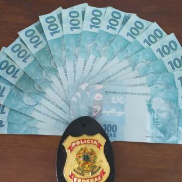 PF alerta para aumento de circulação de notas falsas em pagamento de compras realizadas em sites de compra e venda