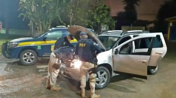 PRF prende homens suspeitos de assalto em Garanhuns