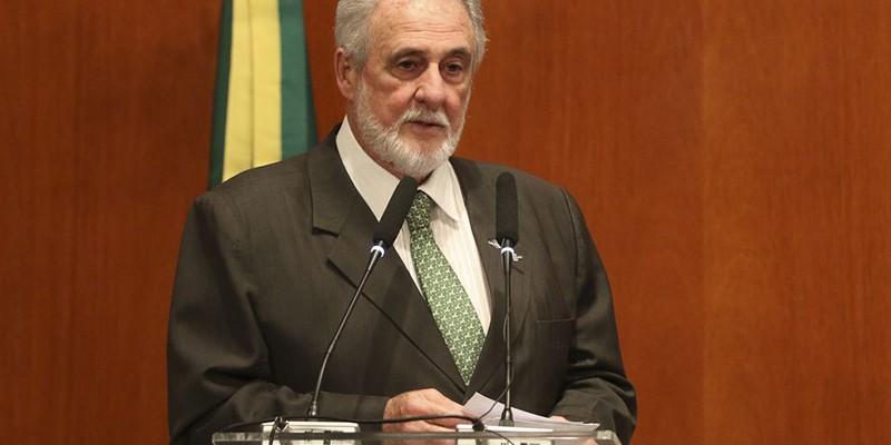 Evento contou com a participação do presidente do Sebrae, Carlos Melles