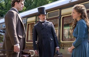 Enola Holmes, filme da netflix sobre a irmã de Sherlock ganha imagens