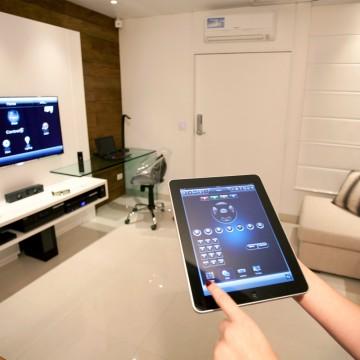 Casas inteligentes e tecnológicas