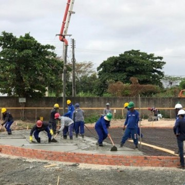 Governo investe na ampliação de esgotamento sanitário em Paulista, na RMR