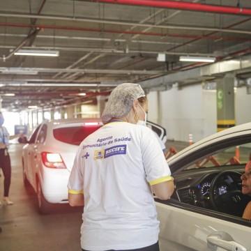 Campanha de vacinação contra gripe é suspensa novamente no Recife