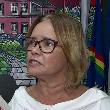 Prefeita interina de Camaragibe pede apoio ao governo do estado