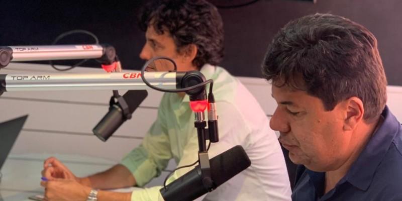 Pré-candidato à prefeitura do Recife, o deputado federal (cidadania), esteve junto com ex-ministro Mendonça Filho, no CBN Debate desta segunda-feira (03)
