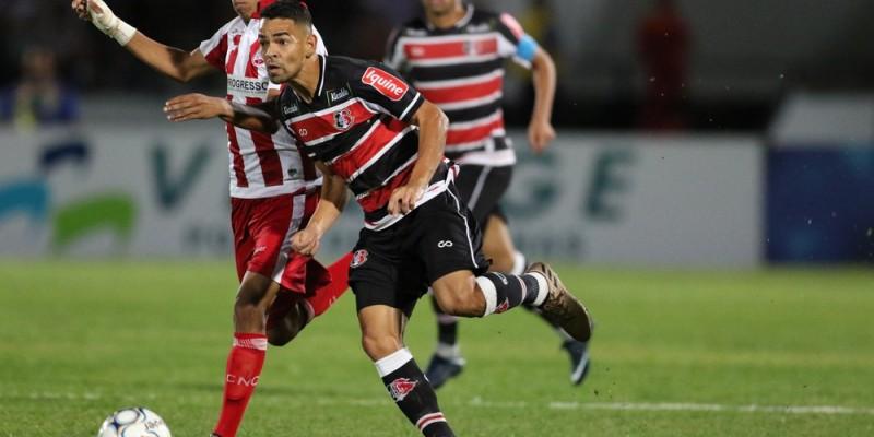 Atleta de 26 anos teve passagem no tricolor no ano passado e estava defendendo a equipe do Cuiabá