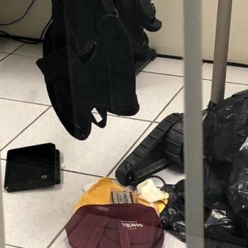 Substância que causou alergia em servidores da Justiça Federal estava escondida em uma bolsa