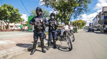 Guarda Municipal contará com equipe de motopatrulhamento em Caruaru