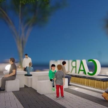 Secretaria de obras de Caruaru realiza obras de reforma na cidade