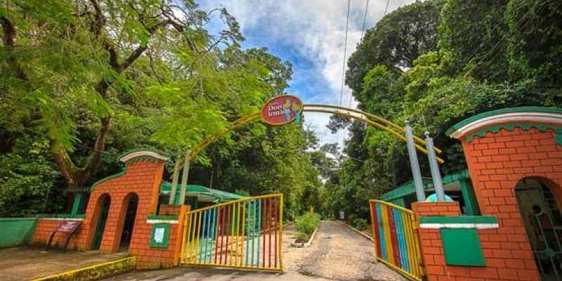 Entre as comemorações têm a colônia Zoo Férias onde as crianças inscritas seguem até a sexta-feira (17)