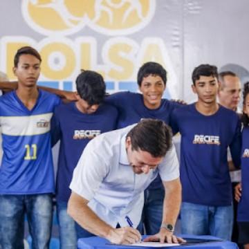 Bolsa Atleta Recife abre inscrições até o fim de fevereiro