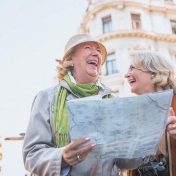 Cresce o público da terceira idade no turismo