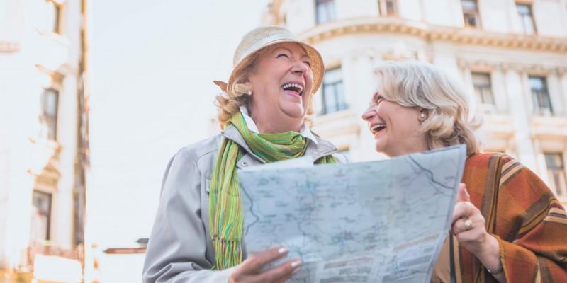 Guilherme Luck, gerente de marketing da agência de turismo Luck analisa o crescimento durante o programa Viver a Melhor Idade