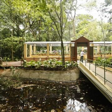 Jardim Botânico do Recife amplia capacidade de visitantes e abre no feriado do Dia das Crianças