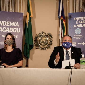 Pernambuco avança no Plano de Convivência com a Covid-19 e libera solicitação para eventos-teste