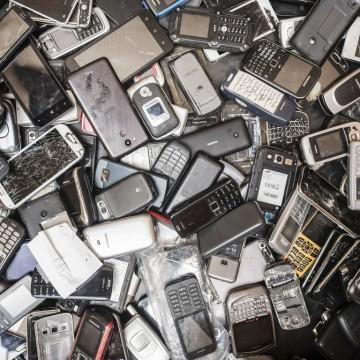 Ação recolhe lixo eletrônico na Zona Norte do Recife