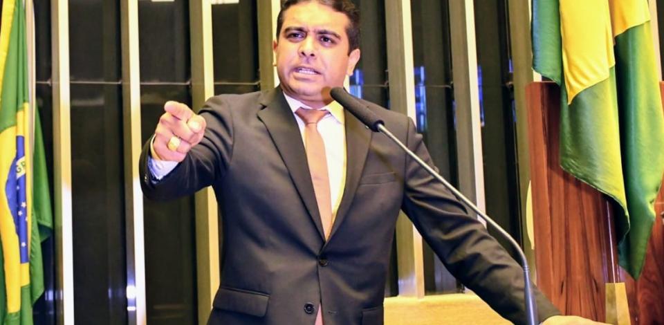 Fernando Rodolfo dá parecer favorável para tornar crimes hediondos imprescritíveis