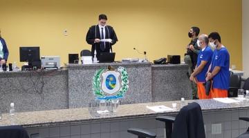 Mandante e executor da morte do radialista, Claudemir Nunes são condenados a 27 e 30 anos de prisão