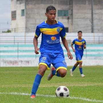 Caruaru City promove avaliações para as categorias de base sub-15 e sub-17 nesta semana