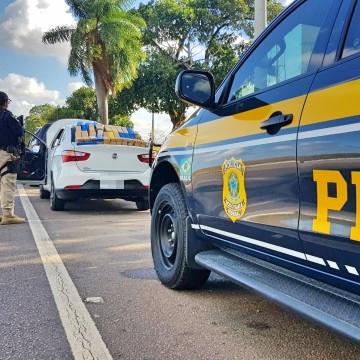 Homem é detido com 25 kg de maconha na BR 101 em Igarassu