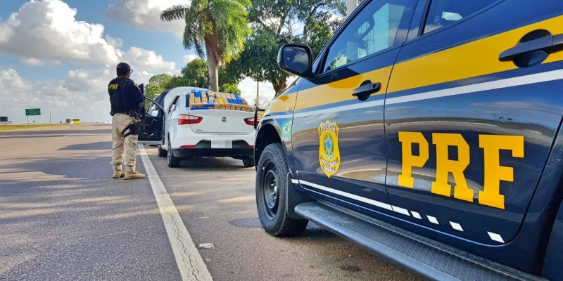 Motorista informou que havia pego a droga em Goiana e iria entregar em Olinda
