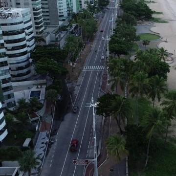 Isolamento social aumenta em 10% nas cinco cidades pernambucanas em quarentena