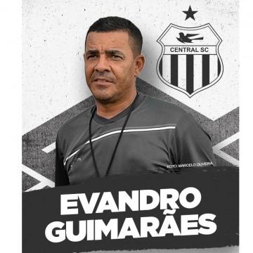Evandro Guimarães é o novo comandante do Central