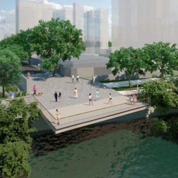 Prefeitura do Recife inicia construção do Parque das Graças