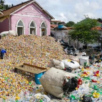 Isolamento social provocou aumento na geração de lixo reciclável