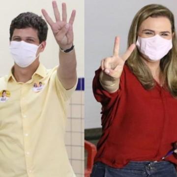 Com disputa acirrada, João Campos e Marília Arraes estão no segundo turno em Recife